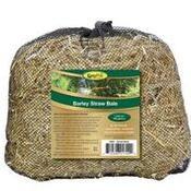 Barley Straw Bale 1/2 lb