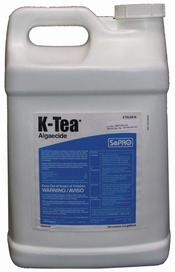 K-Tea Algaecide  2.5 gal