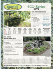 Mini Pond Kits & Eco-Series Kits Brochure